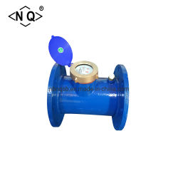 Grande qualidade Woltman Contador de água quente ou frio Medidor de Fluxo