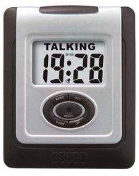 Пластиковый разговор, часы с будильником, часы для детей или слабым Eye-Sight народа