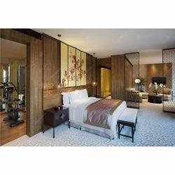 أثاث غرف النوم بفندق China Ash Veneer الحديث