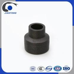 De zwarte HDPE van het Type van Injectie Concentrische Montage van de Pijp van de Druk van het Reductiemiddel