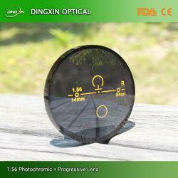 Groothandel Uncut Blue Block Eyeglasses optische progressieve lenzen