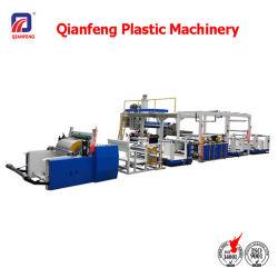 Le matériau composite automatique Machine de contrecollage non tissé pour un sac de shopping