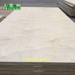 ユーカリのコアOkoumeか直面される合板のシラカバまたはフィルムまたは家具か建築材料に使用する商業合板