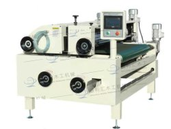 Digital Automatic UV Double Roll Coater für Wood Five Rolls Positive und Negative Roller UV Coating Machine für Wooden Panel