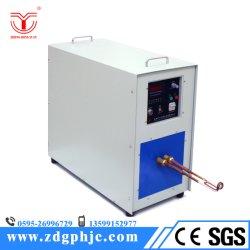 Fábrica de China Manufacured 30kw el calentamiento por inducción la máquina de soldadura de tubo de cobre