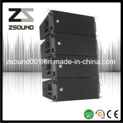 PRO Audio Haut-parleur enceinte de line array PA Le président du système