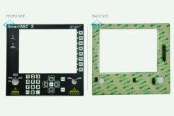 Printplaat voor dubbele printplaten met grafisch bedieningspaneel van de pc
