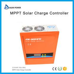 MPPTのコネクター80Aが付いている太陽料金のコントローラ