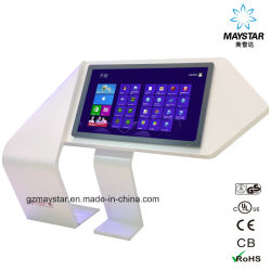 Оптовая торговля Китая Windows OS X86 / ОС Android сети WiFi интерактивный ЖК-дисплей с сенсорным экраном / киоск с сенсорным экраном