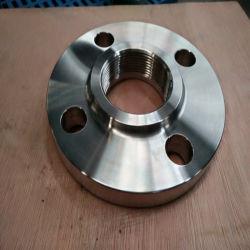 La norme ANSI B16.5 classe 150/300/600/900/1500/2500 Ss filetage en acier inoxydable Bride filetée