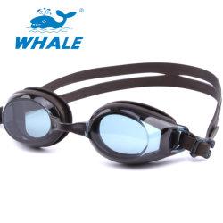 Erwachsene Anti-Fog breite Wision Schwimmen-Schutzbrillenswim-Pool-Großhandelssonnenbrillen