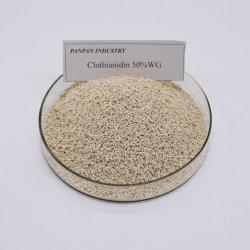 Agroquímica 97TC 50wdg clotianidina insecticida