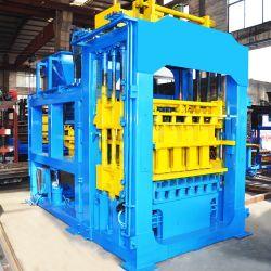 Qt5-15 Linea Di Produzione Macchine Per La Produzione Di Blocchi Di Mattoni Di Alta Qualità