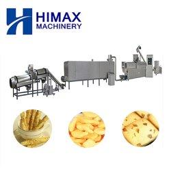 Des collations de bouffée de maïs de grande qualité des aliments de la machinerie d'Extrusion