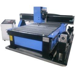 La Chine prix bon marché tuyau métallique CNC Machine de découpe plasma pour l'acier/100A 200A Table Plasma Cutter machine CNC avec tête de perçage/Tube Machine de découpe de la flamme de plasma