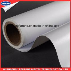 Fornecedor profissional 510g fosca HP Scrim com revestimento de PVC Banner Flex para impressão