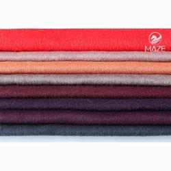 Double-Faced laine et de mélange de polyester Tissu pour l'industrie textile