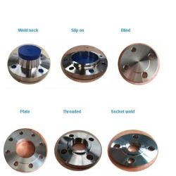 Dn15-DN600 304 ANSI de gros en acier inoxydable 316L Bride OEM