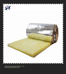 Feltro della lana di vetro con il di alluminio affrontato