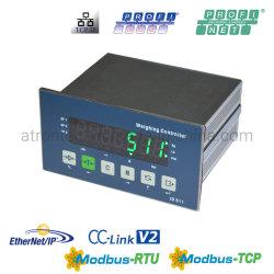 부유한 커뮤니케이션 I/F를 가진 높은 정밀도 공업 공정 통제 표시기