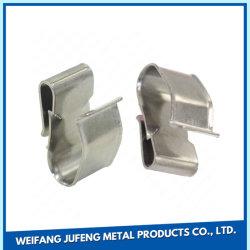 삐걱거리는 사용 담합 금속 죔쇠 금속 클립을 각인하는 직류 전기를 통한 금속 또는 강철