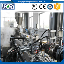 기계를 만드는 50mm PP PE PVC 플라스틱 과립 또는 재생된 과립 플라스틱 PP 과립 원료