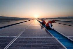 500kw économique sur la grille du système PV solaire pour les projets Industrial-Scale