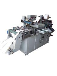 La base piana che taglia e Caldo-Timbra la stampatrice per i contrassegni autoadesivi