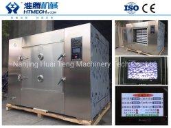 Intelligente niedrige Temperatur-Mikrowellen-Vakuumfrucht-Gemüse-trockene Maschine mit Sterilisation und Disinfectin für Lebensmittelindustrien