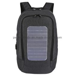 Carregamento USB inteligente Painel de Energia Solar Mochila Solar Portátil de negócios