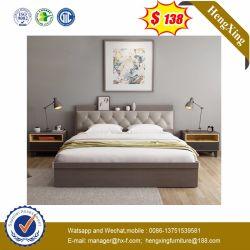 Современная деревянная кожаные капсула изголовье кровати отеля одной спальне двуспальная кровать