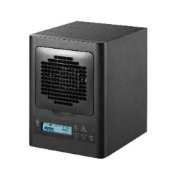 無声高度の電気空気清浄器のSanitizer、アレルゲンおよび臭気の減少