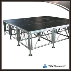 4X8 oder 4X4 Alu-Plattform Mit Anständiger Bühne
