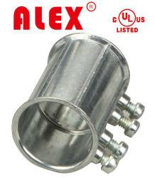 Gegoten de Matrijs van het Zink van het Type van Setscrew van Koppelingen EMT/Schakelaar/Koppeling