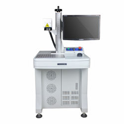 machine de marquage au laser à fibre Focuslaser métal de la faucheuse au laser Gravure au laser Services Industriels de prix
