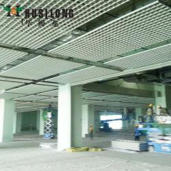 Heißes Verkaufs-Metallrasterfeld Plafond verschobene Decken-Aluminium 600 x geöffnete Decke der Zellen-600