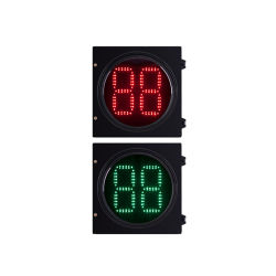 LED-stoplicht, LED-afteltimer