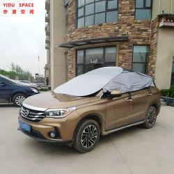Het zilveren UVZonnescherm van het Windscherm van de Auto van de Sedan SUV van Sunproof van de Bescherming Auto