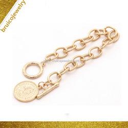 مجوهرات جديدة على طراز الهيب هوب مجوهرات الذهب الفضة سوار