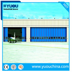 Cina Panwich Prefabbricate Pannelli In Metallo E Fibra Di Vetro Round The Corner Hangar Doors