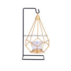 Центральным элементом металлические висящих декоративные свечи держатель фонаря