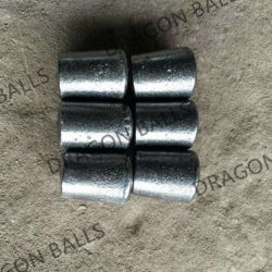 6mm-60mm Cylpebs Moagem Moer as esferas de mídia bolas de Ferro Fundido para cimento
