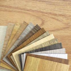 3,5Mm~7mm Wood Design Spc Flooring pisos de vinil Clique Fabricante Piso plástico residencial/comercial