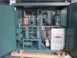 Öl, das Schmierölfilter-Maschinen-Reinigung aufbereitet