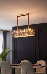 Spätestes modernes luxuriöses Wohnzimmer, Gaststätte-Dekoration-Kristallleuchter (BL920/950)