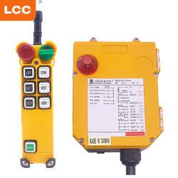 Emetteur et récepteur radio sans fil industriel de la grue de commande à distance