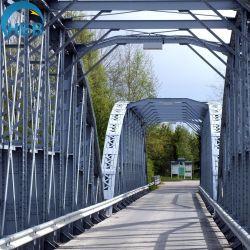 Checkered Platten-Zubehör-Zelle-Kabel-Aufhebung-Stahlbrücke