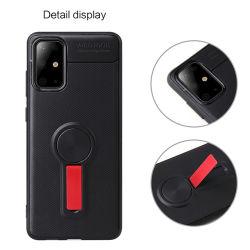 磁気車の台紙が付いている電話アクセサリのリングのホールダーはケースの携帯電話カバーを反スクラッチする