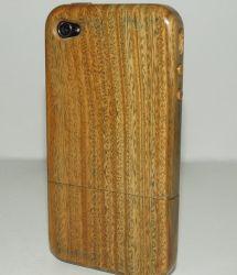 iPhone 4/4용 나무 케이스/커버 스킨