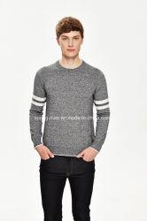 2016 nueva fábrica de tejido de los hombres Camiseta Cuello redondo